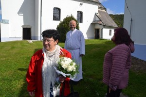 Marie a Josef Matrasovi - zlatá svatba