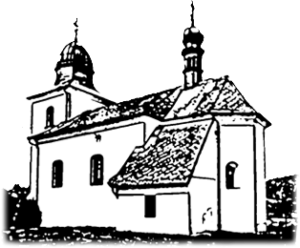 Farnost Vrbatův Kostelec - kostel sv. Havla